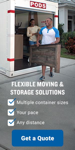 Pods Storage Ad